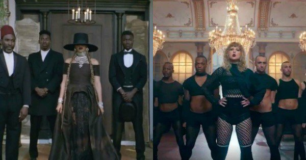 Taylor Swift's Look What You Made Me Do director is shaking off those Formation comparisons: