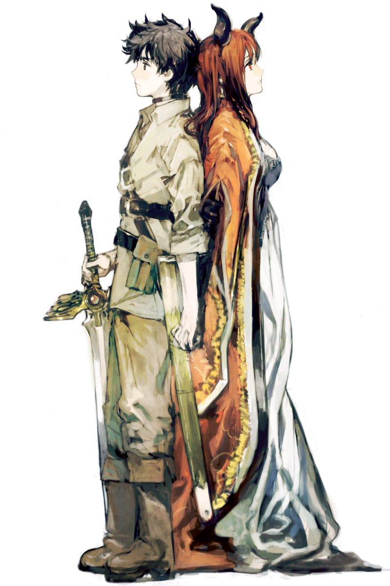 今まおゆう見てるんですけど魔王様本当に好き!めっちゃ可愛いしプロポーションも申し分ない。あと勇者を思う気持ちが本当に可愛