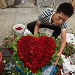 On Chinese Valentine's Day, businesses woo 'single dogs'