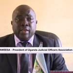 "Judicial officers on countrywide strike over ""the continued marginalization by government"""