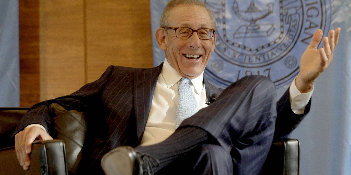 How Stephen M. Ross' gift to the University of Michigan ended up in tax court