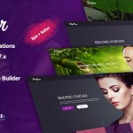 Please welcome Prettier - Beauty Salon & Spa Joomla Template https://t.co/j5JekBxv0W https://t.co/nB67iwcwQy