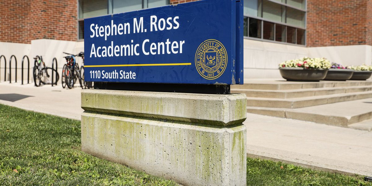Key dates in Stephen Ross donation to University of Michigan
