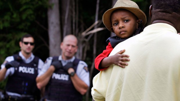 Why Haitians are fleeing Trump and crossing the Canada-U.S. border into Quebec