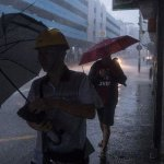 Second storm hits Hong Kong and Macau amid typhoon recovery