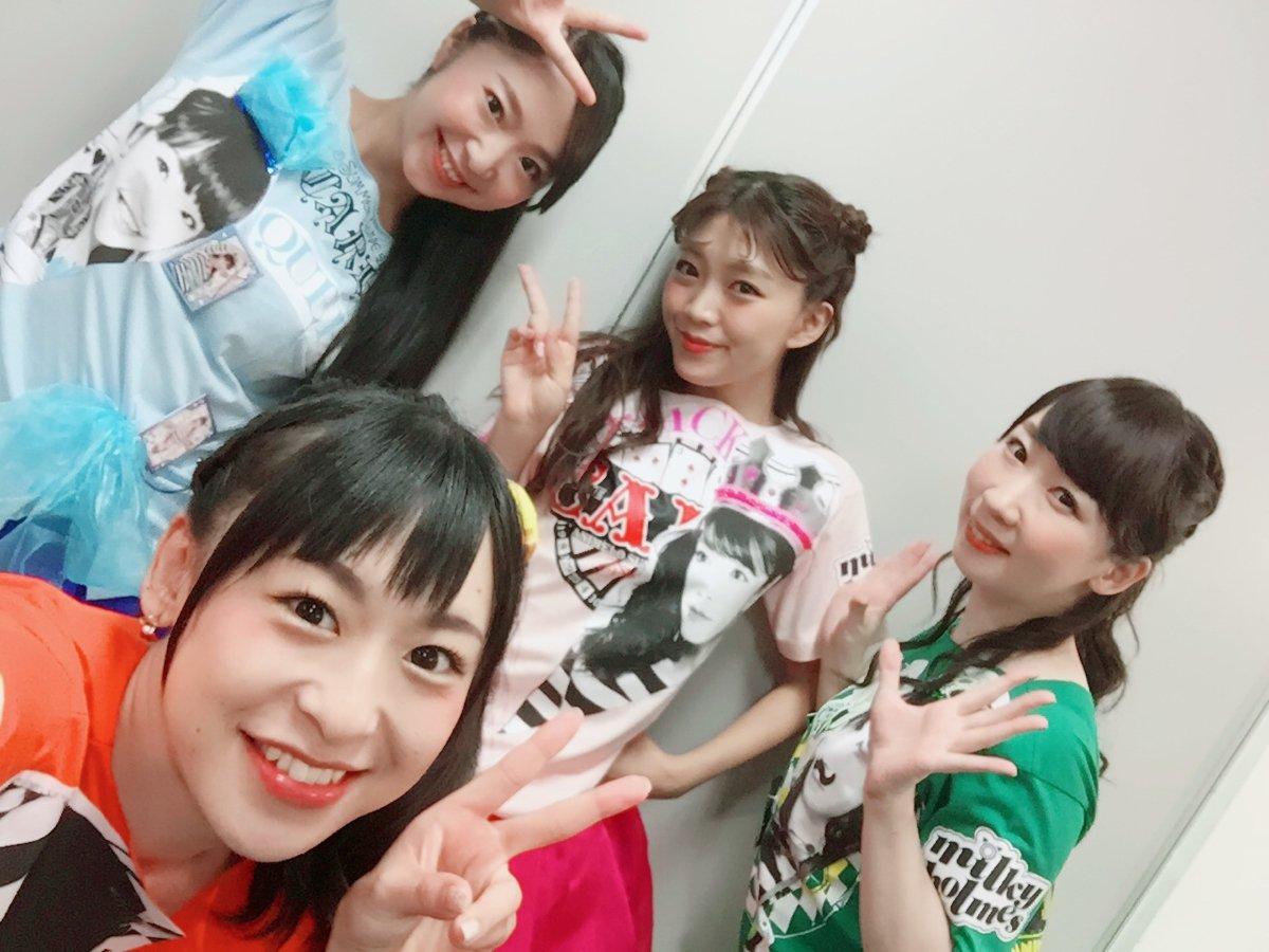 アニサマ楽しかったーー!!!ありがとうございました♡SCREEN modeさんと一緒におジャ魔女を歌ったりもしました!!