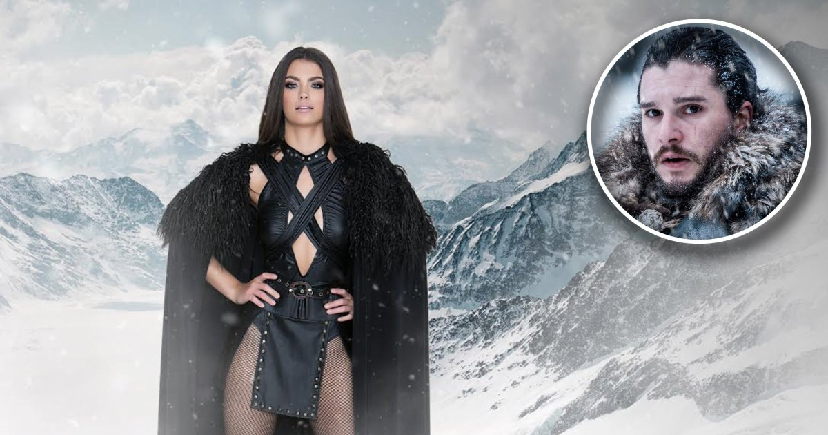 There's now a sexy Jon Snow costume for Halloween: