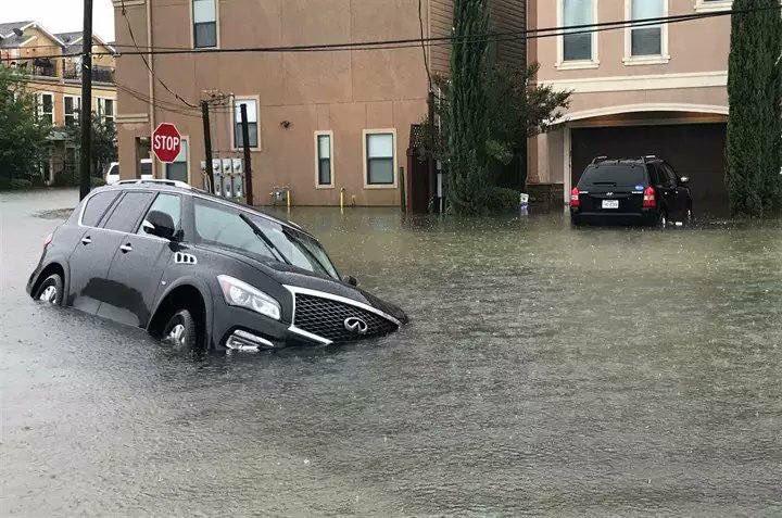 #تكساس #اعصار