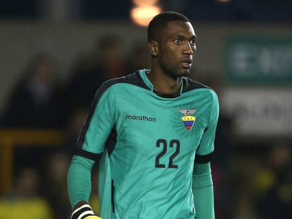 Alexander Domínguez es convocado a Ecuador para duelos con Brasil y Perú