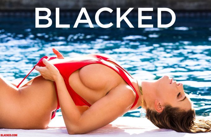 Maxin' and relaxin' knowing TOMORROW we get @msabigailmac's all-new #blacked exclusive! 👅💦 https://t