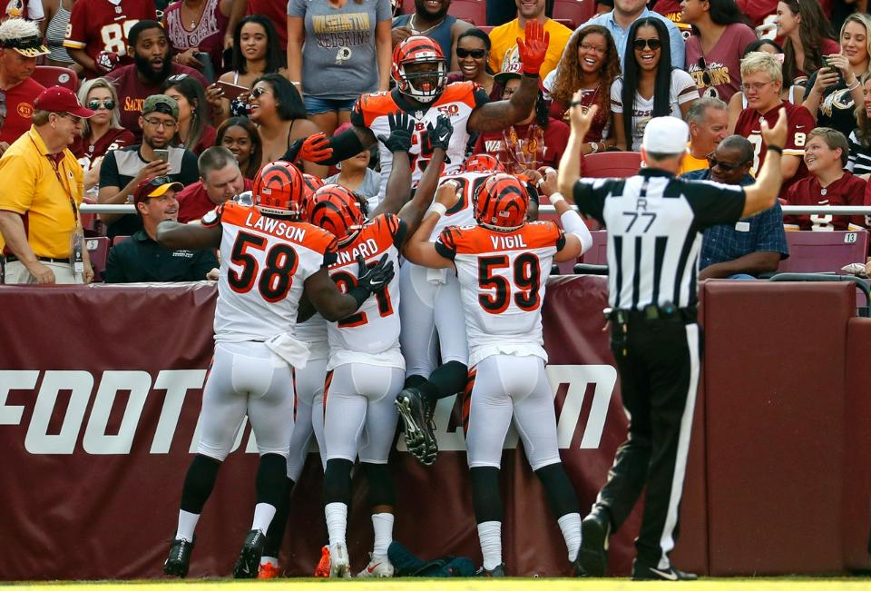 Check out photos from today's game! #CINvsWAS  ��: https://t.co/TwMxY3g1j1 https://t.co/EIhRqjCCLH