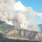 Fire in Spanish Fork Canyon closes campground, slows traffic on U.S. 6