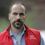 Expedia CEO Dara Khosrowshahi set to be named Uber's new CEO