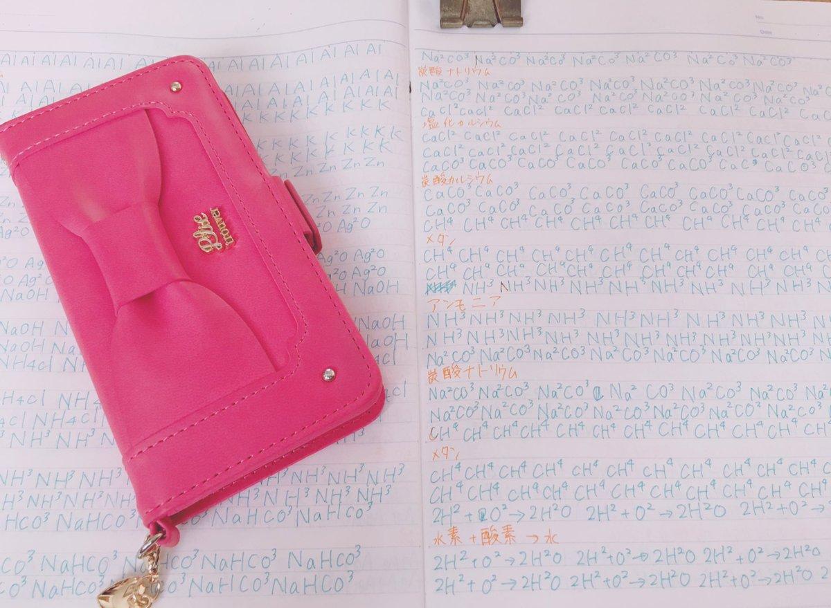 【画像あり】女子中学生、化学式を覚えられずひたすらノートに化学式を書き殴る [無断転載禁止]©2ch.net [114013933]YouTube動画>1本 ->画像>82枚
