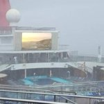 20,000 people on board cruise ships stranded by Hurricane Harvey