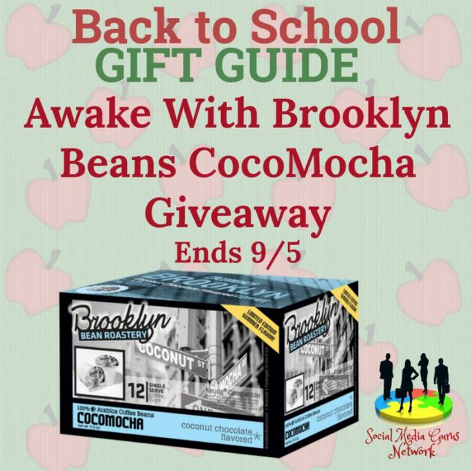Awake With Brooklyn Beans CocoMocha Giveaway