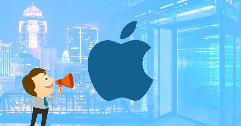 Apple Announces Build of New Data Center In Iowa, U.S