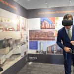 Virtual reality headsets double sales for property group