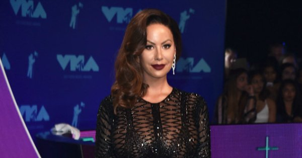 Amber Rose was basically unrecognizable at last night's VMAs: