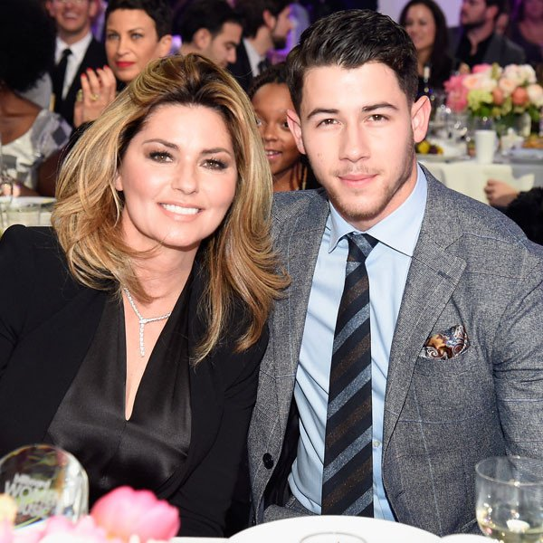 Shania Twain's biggest fan? The one and only Nick Jonas: