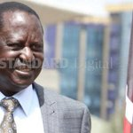 Raila Odinga's point of view over ongoing proceedings at the Supreme Court