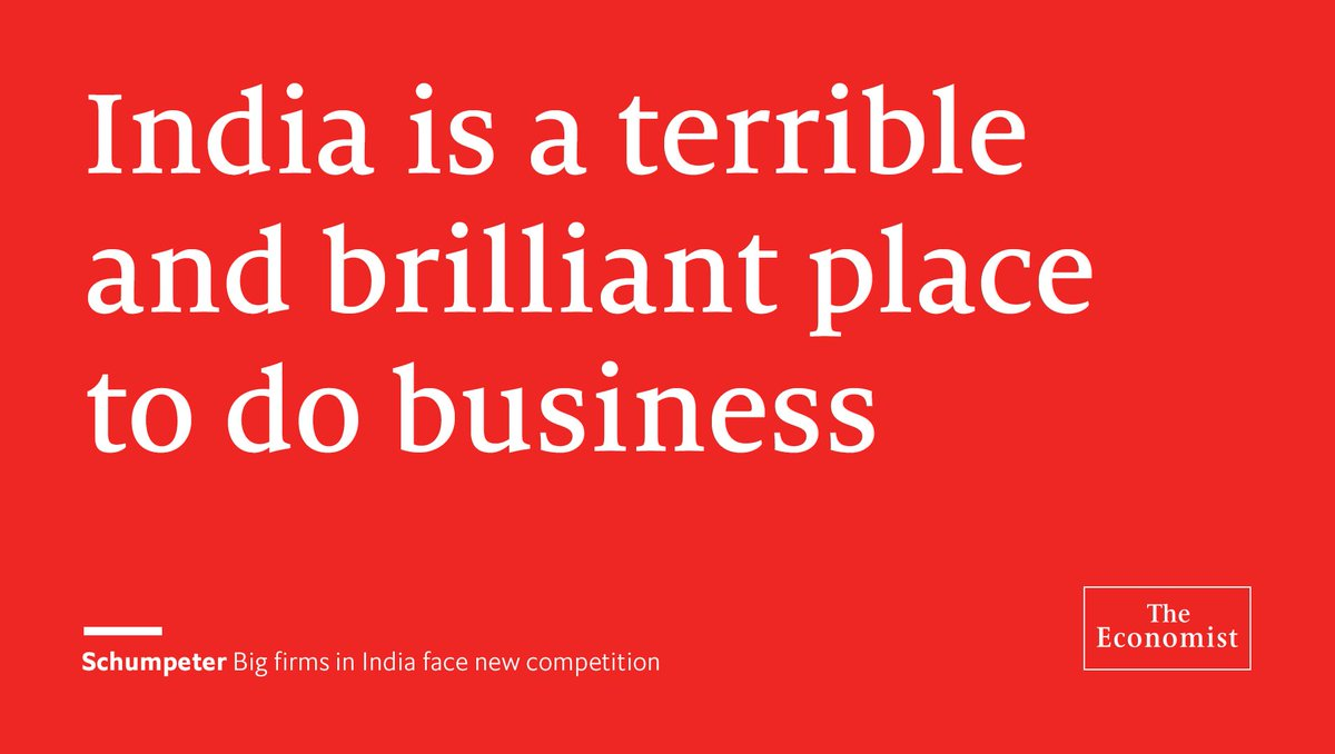 As India's economy is modernised, firms may have to spend more on innovation