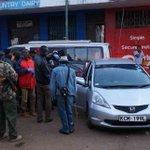Cop arraigned over Kiambu politician's murder, detained seven days
