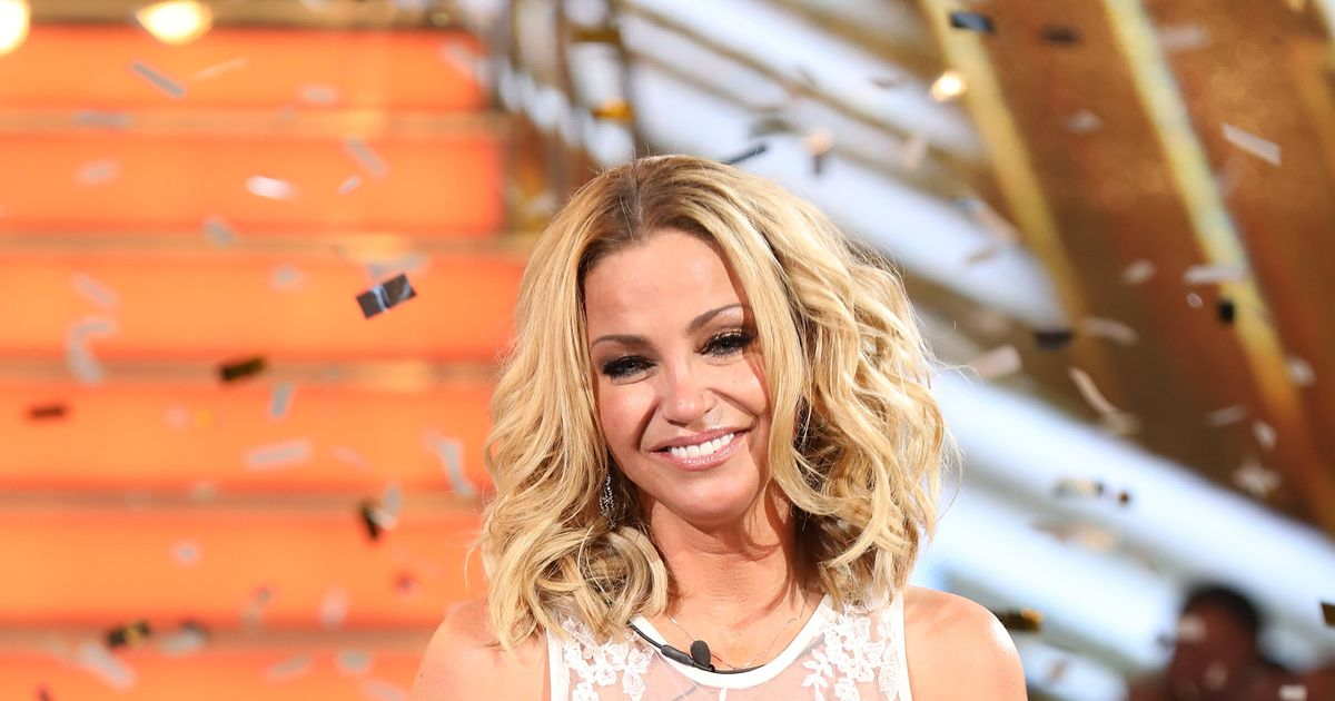 Sarah Harding aims for Hollywood after Celebrity Big Brother win
