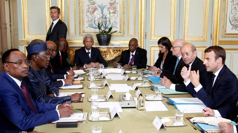 European, African leaders hold migration talks in Paris