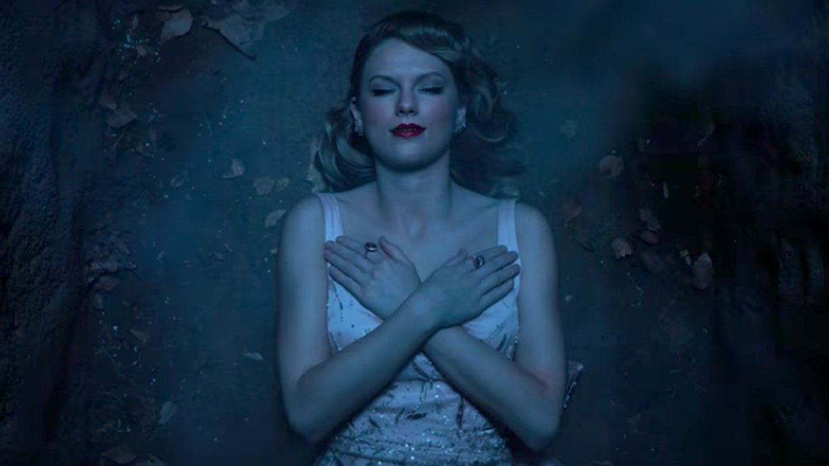 Taylor Swift Murders All The Old Taylors In 'Look What You Made Me Do' Music Video