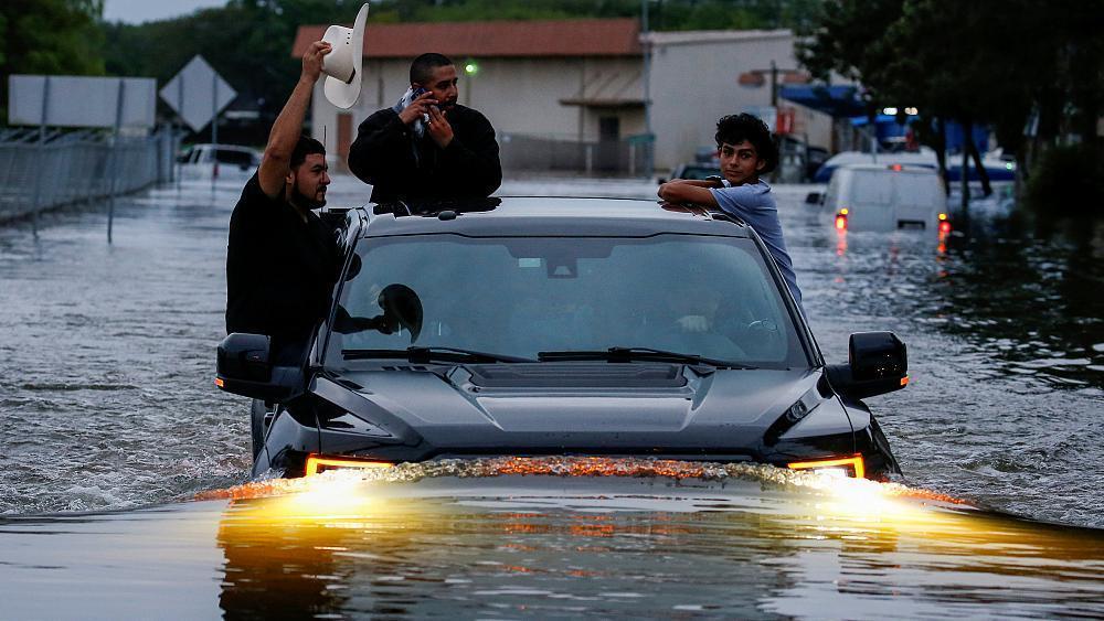 Donald Trump approves emergency declaration for Louisiana