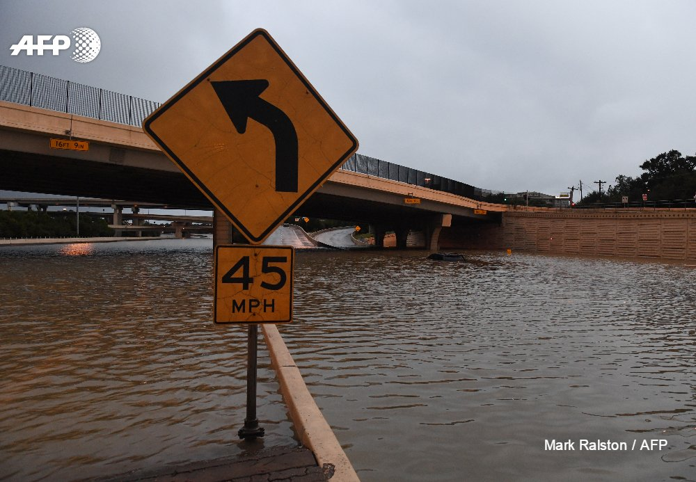 Flooded Texas faces higher risk of disease, experts warn