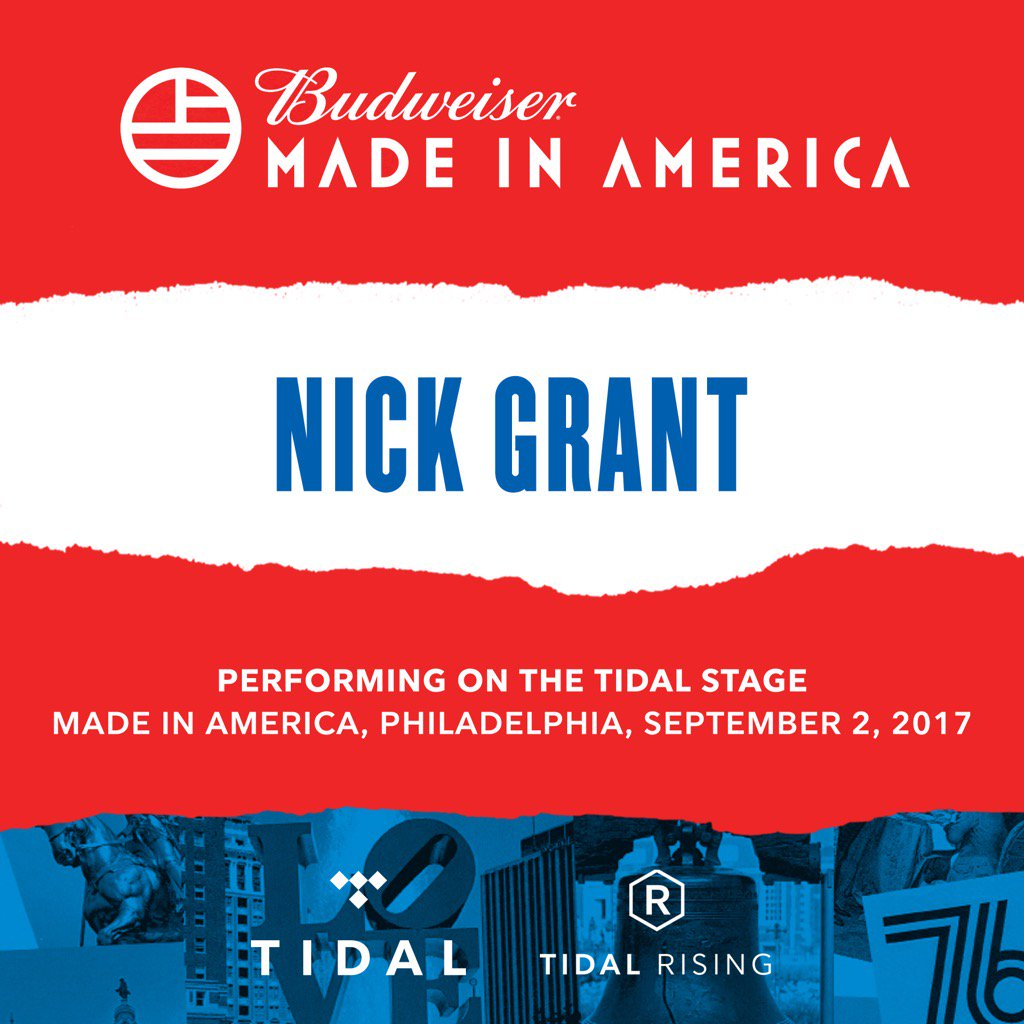 This Sat. Watch my entire set live at @Budweiser @MIAFestival with @TIDALHiFi: https://t.co/AJx4u3H3X0 #TIDALXBMIA https://t.co/7MBEHUJY17