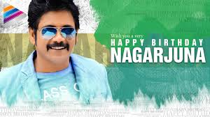 Happy birthday to king Nagarjuna