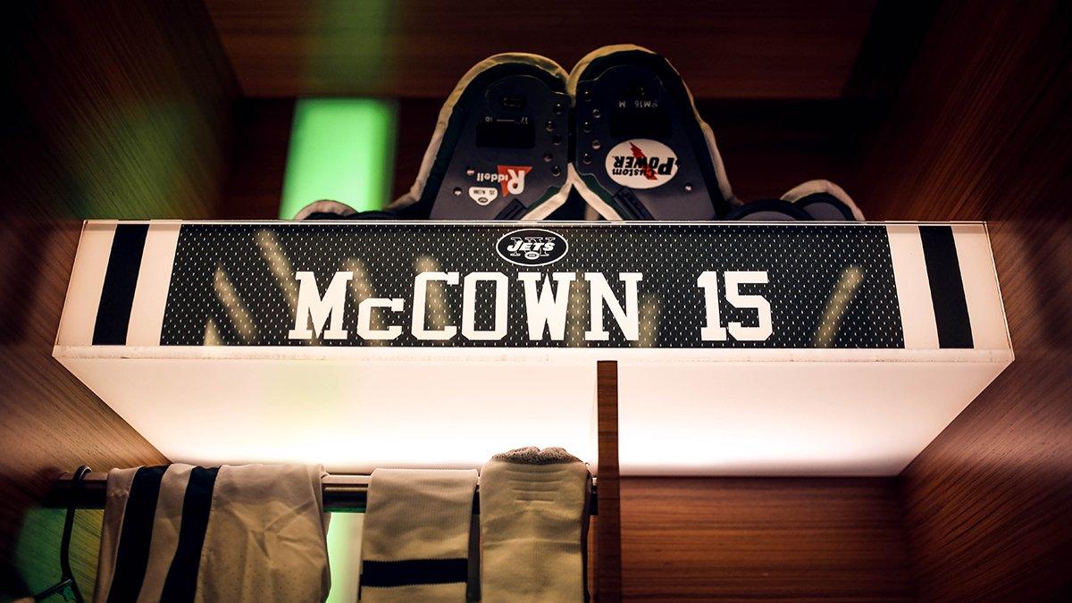 Coach Bowles Josh McCown will open the season as the starting QB.