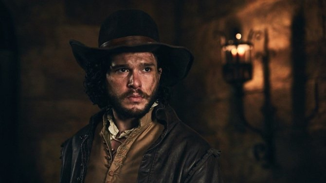 Get your first look at Kit Harrington in the upcoming @BBC drama 'Gunpowder'