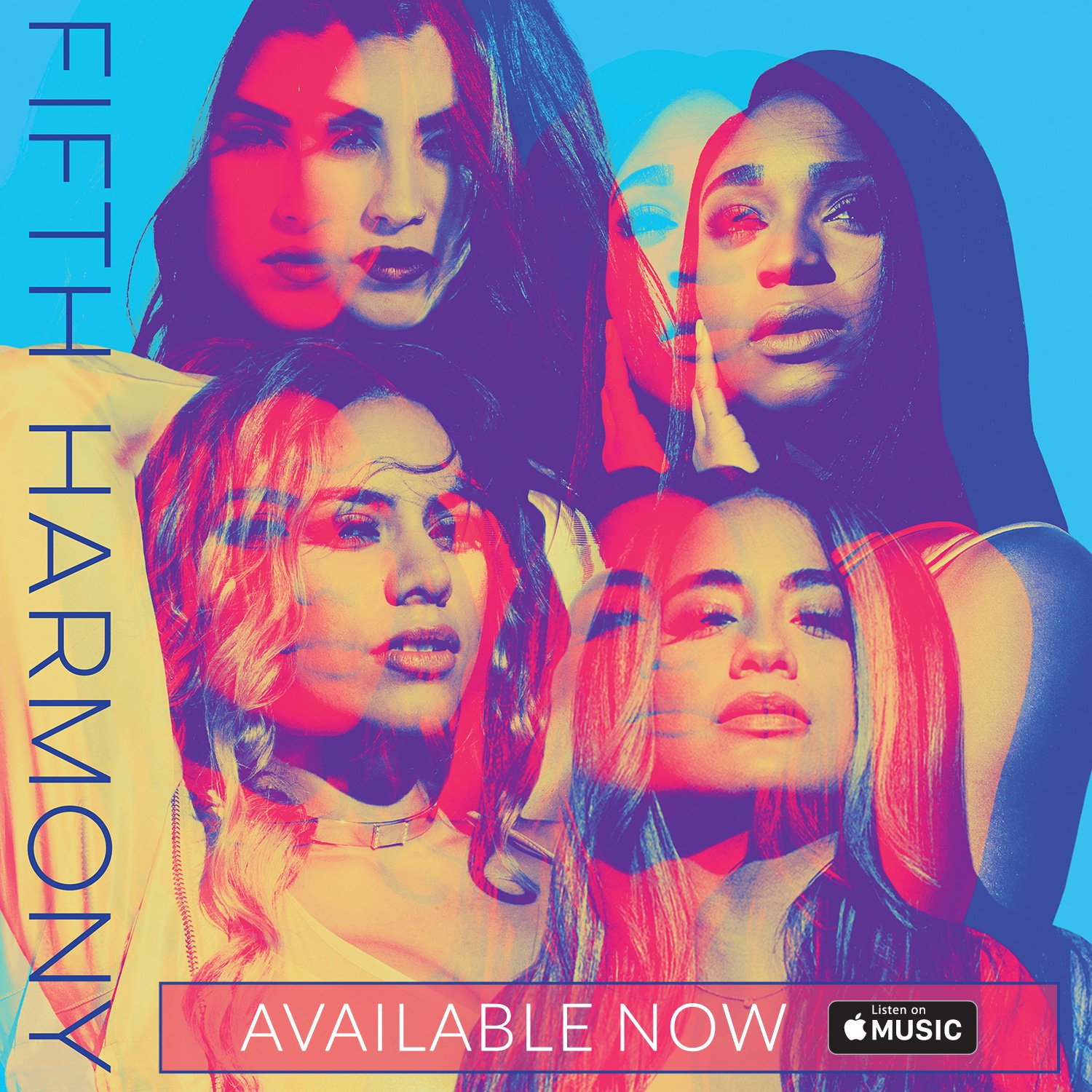 We see you �� Keep streaming our new album #FifthHarmony on @AppleMusic! https://t.co/dqnZFuyXUd https://t.co/RrEZyxOgWH