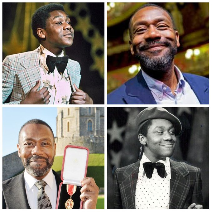 Lenny Henry is 59 today, Happy Birthday Lenny!