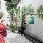 Mural artist from Singapore carving a niche in Ipoh