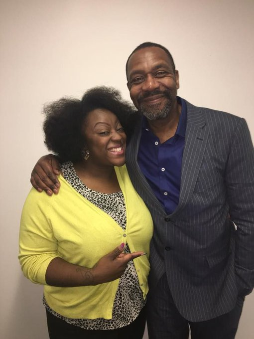 Happy Birthday Sir Lenny Henry  (  )