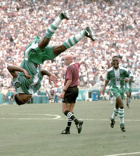Happy Birthday to former Nigeria defender, Celestine Babayaro.  Have a good one.