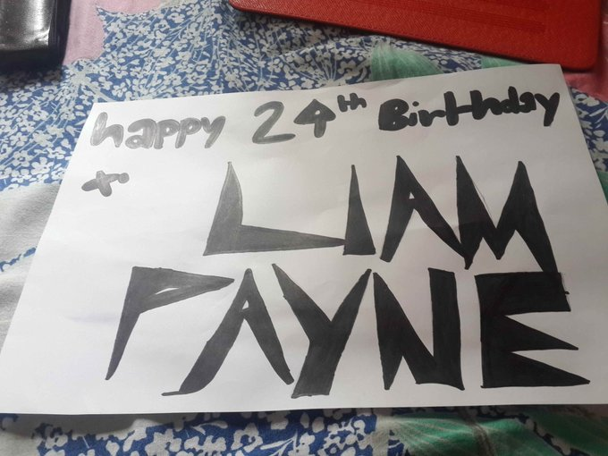 payne  Happy birthday Liam. All the luv from Bangladesh. I am 10 YRS and a huge fan of yours.