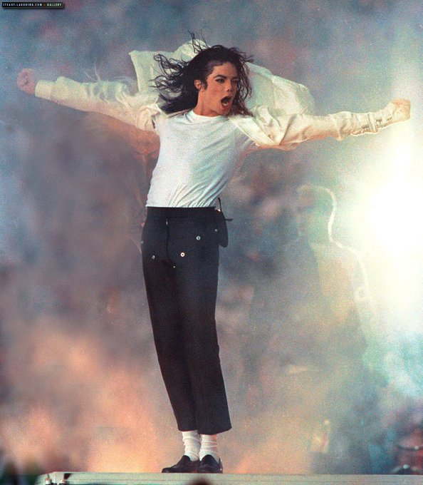 Happy birthday to the greatest of all time. Michael Jackson!