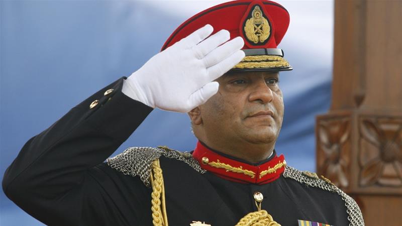 Brazil lawsuit accuses Sri Lanka's ambassador of war crimes