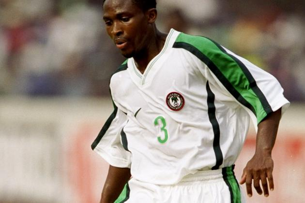 """ Happy birthday Celestine Babayaro former defender. Thank you for the memories."