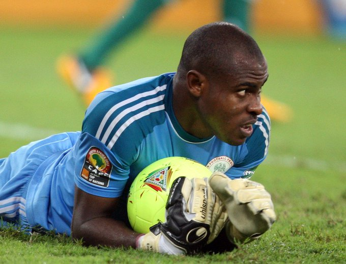 Happy birthday to Vincent Enyeama. 101 caps for the & Celestine Babayaro