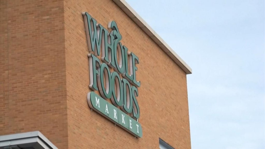 BUSINESS DAILY - Whole Foods shoppers save after Amazon slashes prices