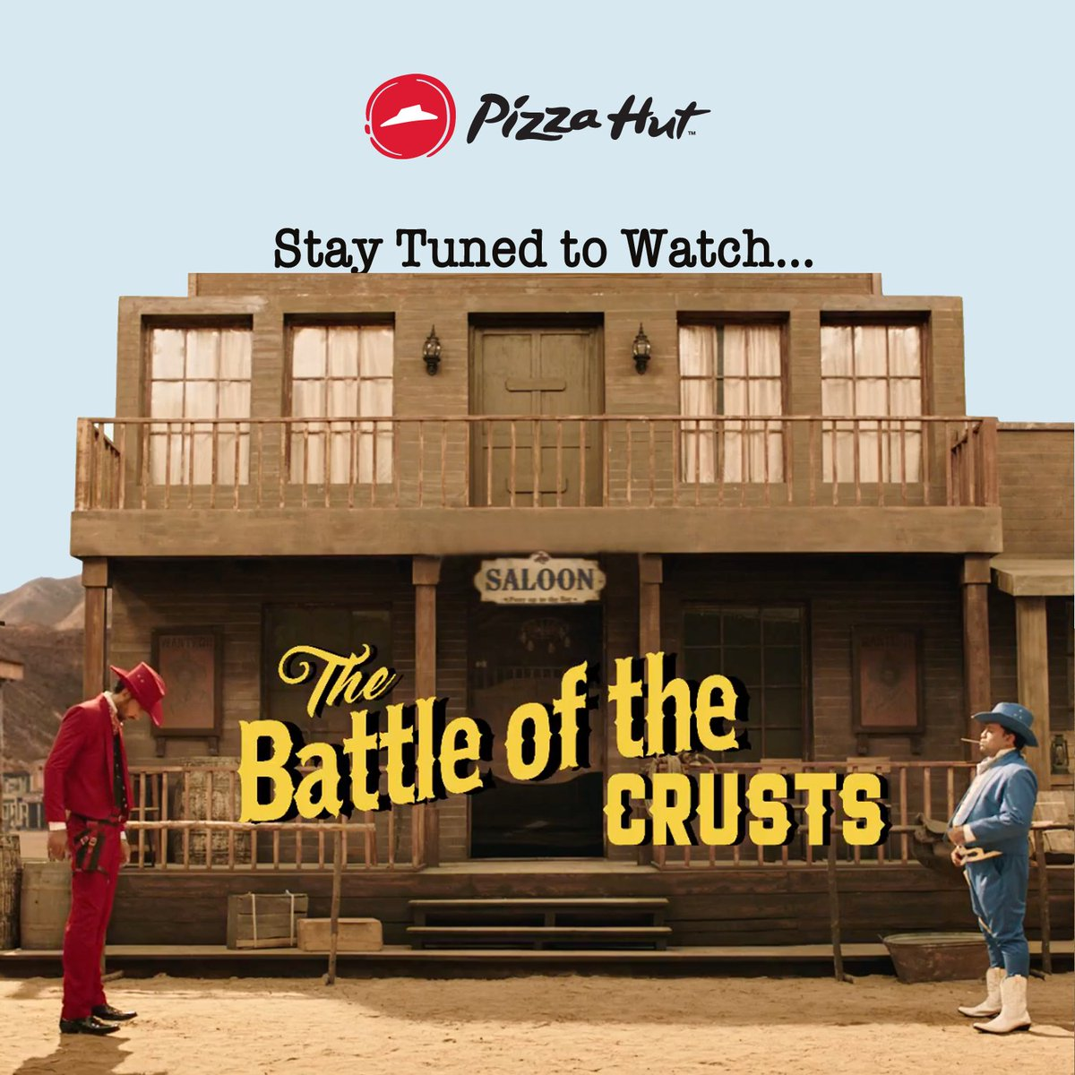 Prepare Yourselves The Battle of the crusts is about to begin. Stay tuned to watch IndiasMostWanted. https t