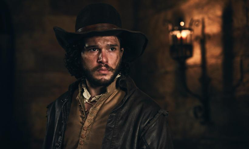 Kit Harington's stars in a new BBC historical drama! Watch it here...