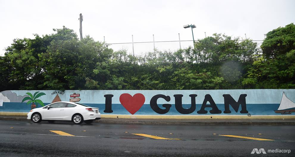 Travelling in Guam as it copes with North Korea's threats